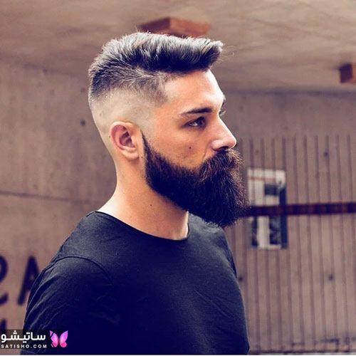 مدل مو مردانه فشن ۲۰۲۱