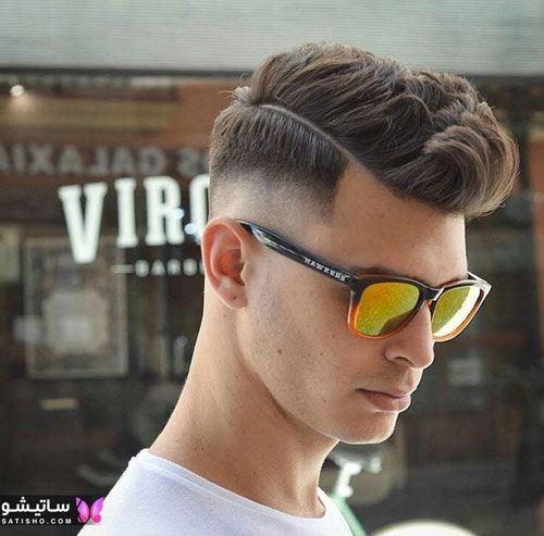 انواع مدل مو پسرانه ایرانی