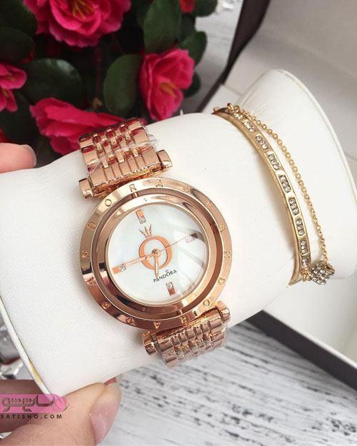 قیمت ساعت های شیک دخترانه