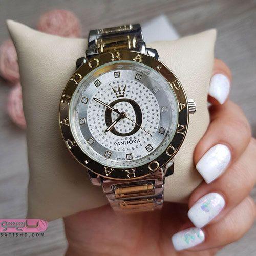 عکس از ساعت دخترانه شیک