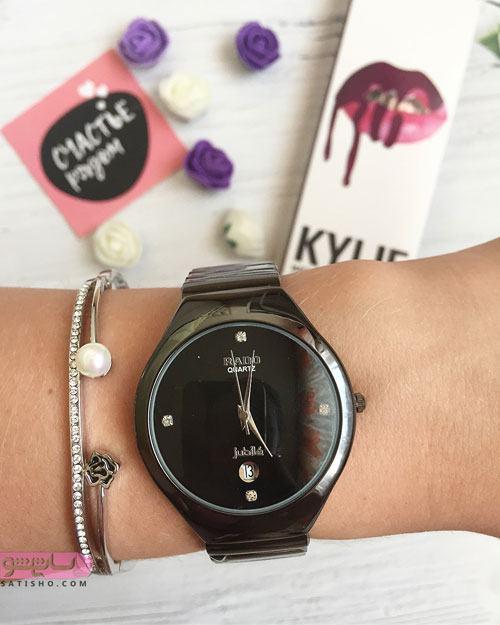 عکس از ساعت های دخترانه