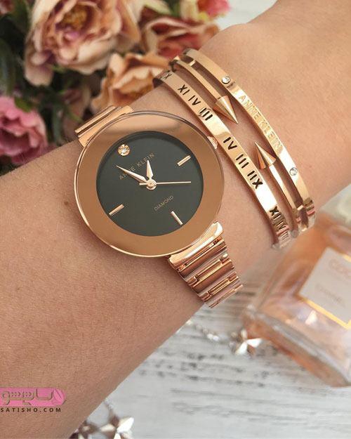 عکس از ساعت اسپرت دخترانه