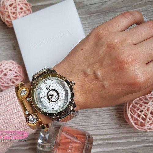 عکس ساعت دخترانه شیک
