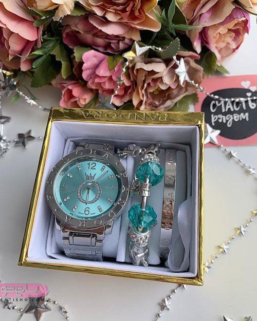 انواع ساعت های شیک دخترانه
