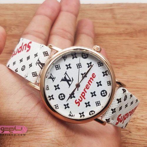 انواع مدل ساعت دخترانه شیک