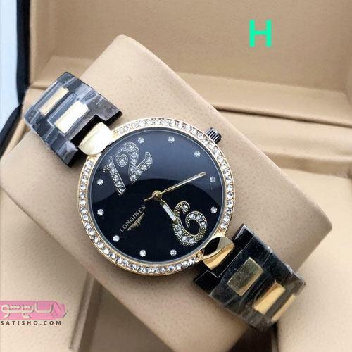 انواع مدلهای ساعت دخترانه