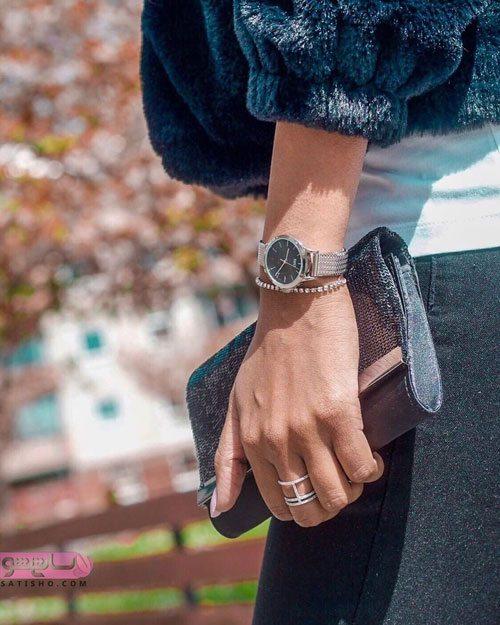 عکس ساعت های دخترانه جدید