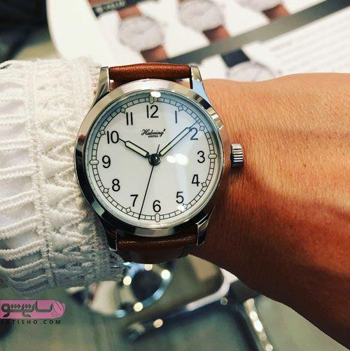 انواع مدلهای ساعت مچی دخترانه