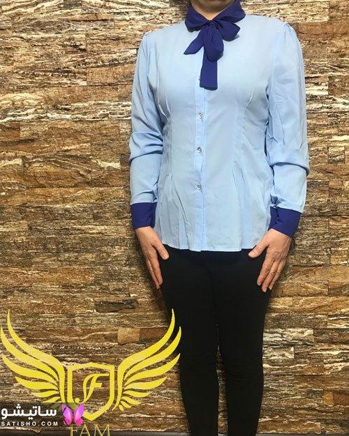 شومیز مجلسی ۲۰۲۰ | شومیز مجلسی ترک زنانه و دخترانه با طرح و رنگ های متنوع ساتیشو
