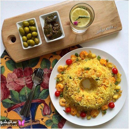 ایده های خلاقانه برای آشپزی