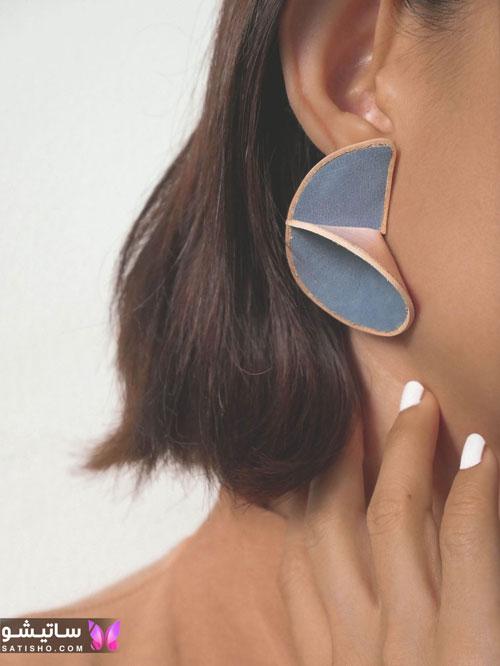 عکس از جدیدترین گوشواره های دخترونه