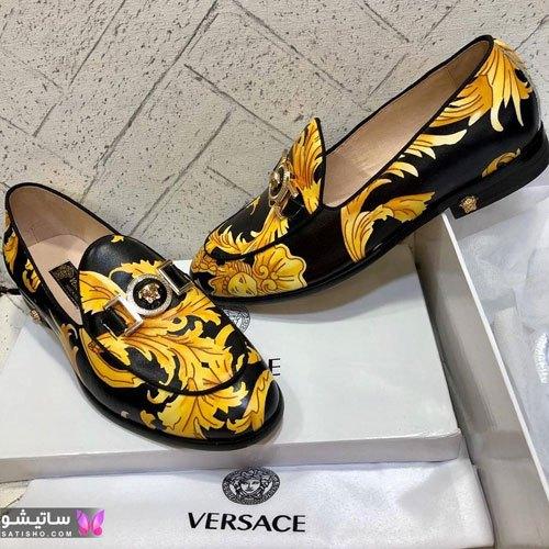 کفش مردانه بسیار زیبا