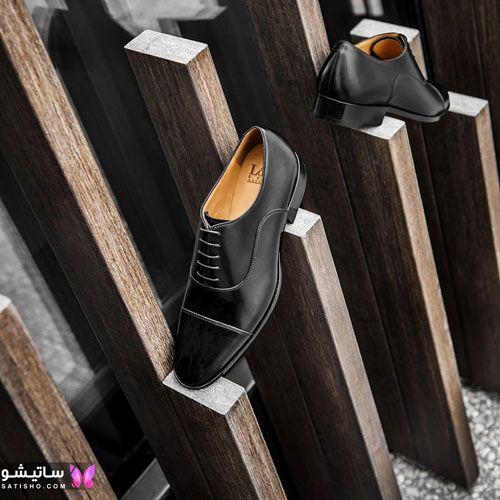 نمونه کفش رسمی مردانه