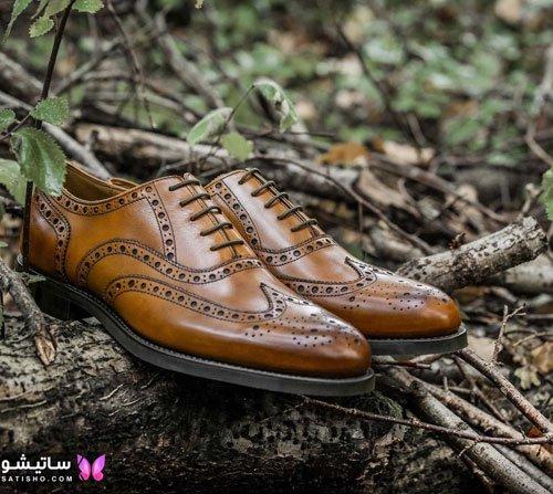 شیک ترین مدلهای کفش مجلسی مردانه و پسرانه