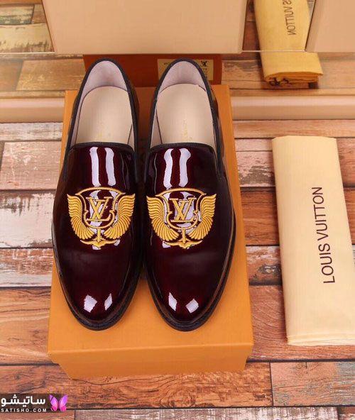 نمونه هایی از کفش های اسپرت و مجلسی براق مردانه