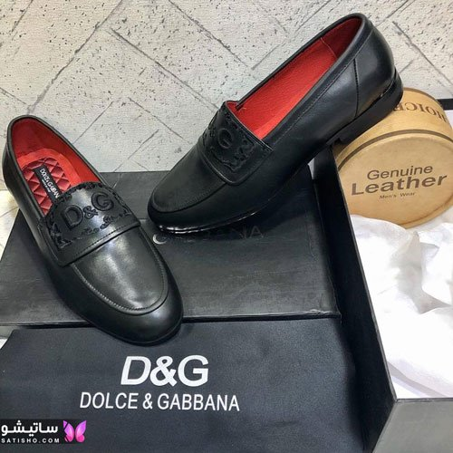 مدل کفش مردانه چرم مشهد