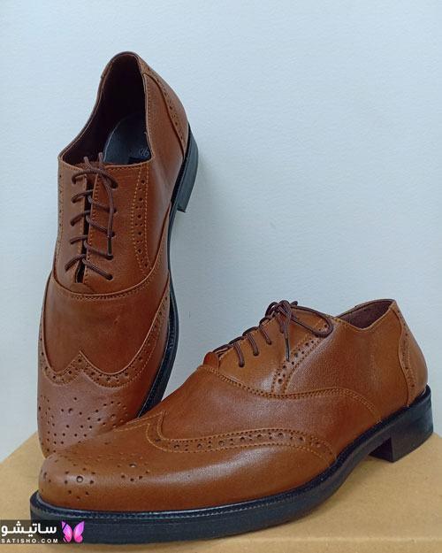 بهترین مدل های کفش مجلسی مردانه