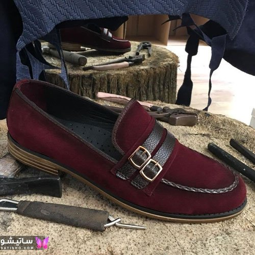 کفش مردانه شیک و لاکچریر