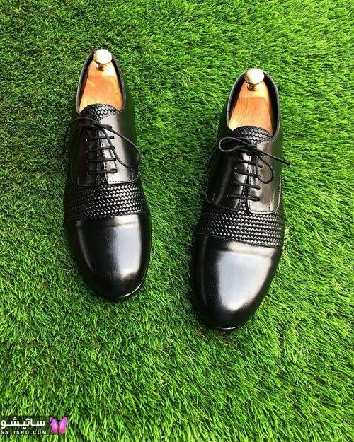 کفش مردانه مجلسی مدل جدید