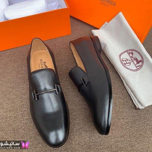 کفش مجلسی مردانه بدون بند