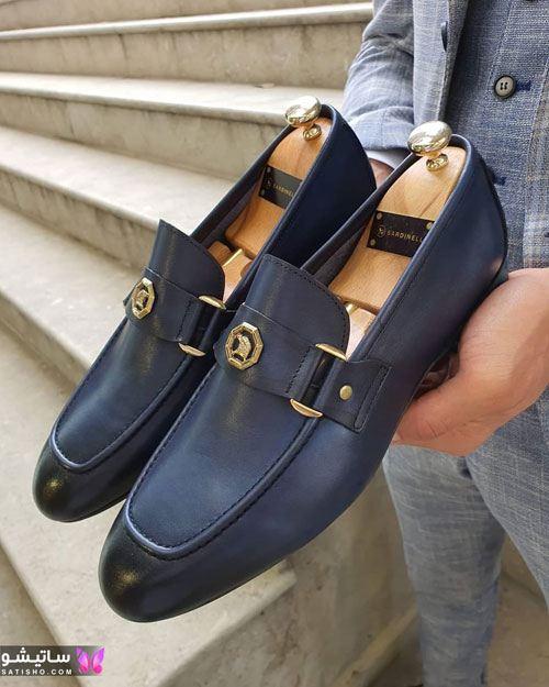 مارک کفش مجلسی مردانه