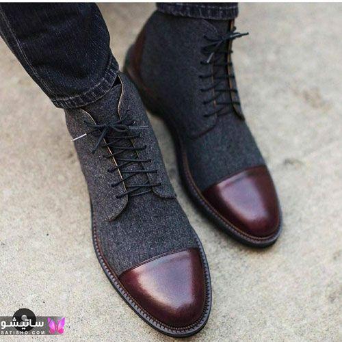 نمونه کفش های رسمی و مجلسی مردانه