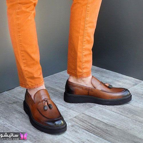 عکس کفش مجلسی مردانه
