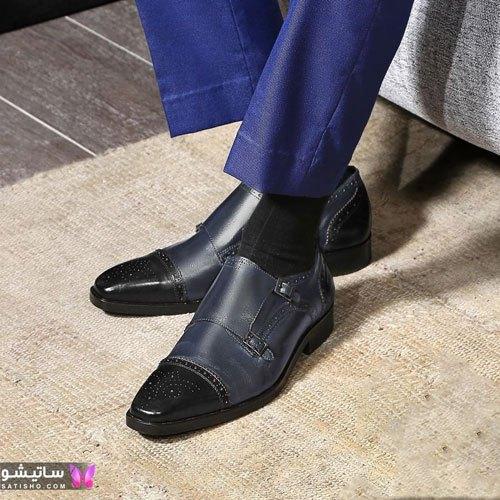 کفش رسمی مردانه برند گوچی