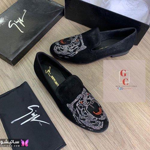 نمونه کفش مجلسی پسرانه جدید 1400