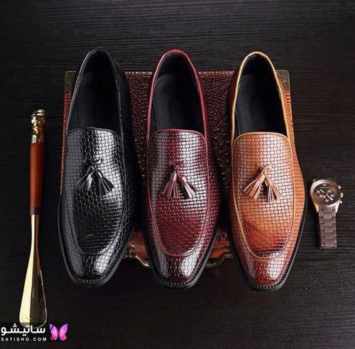 مدل های کفش مجلسی مردانه