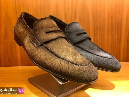 کفش رسمی مردانه 2021 لاکچری