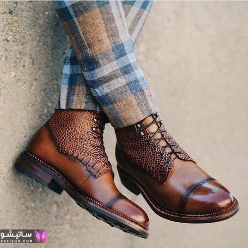 نمونه کفش شیک و مجلسی برای آقایان