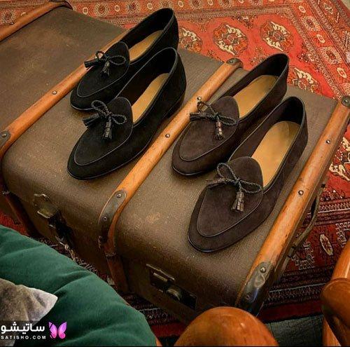 شیک ترین مدلهای کفش مجلسی مردانه