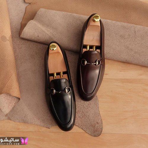kafsh mardane 2020 satisho 201 - تصاویری از مدل های کفش مردانه جدید 2021