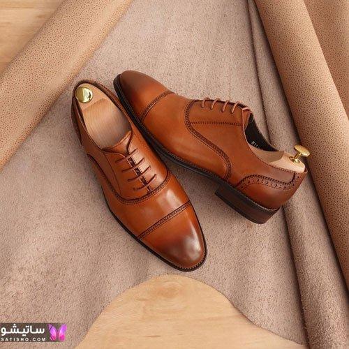 kafsh mardane 2020 satisho 202 - تصاویری از مدل های کفش مردانه جدید 2021