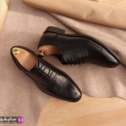 kafsh mardane 2020 satisho 203 - تصاویری از مدل های کفش مردانه جدید 2021