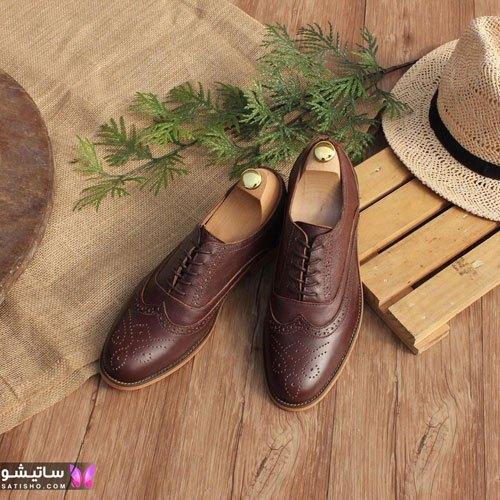 kafsh mardane 2020 satisho 204 - تصاویری از مدل های کفش مردانه جدید 2021