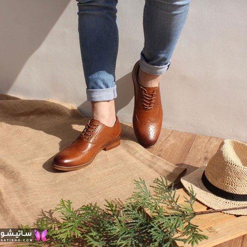 kafsh mardane 2020 satisho 205 - تصاویری از مدل های کفش مردانه جدید 2021