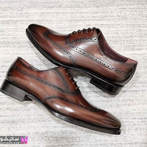 kafsh mardane 2020 satisho 222 - تصاویری از مدل های کفش مردانه جدید 2021