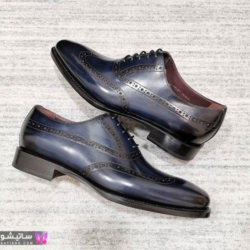 kafsh mardane 2020 satisho 225 - تصاویری از مدل های کفش مردانه جدید 2021