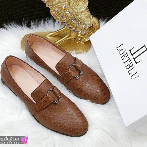 کفش شیک مجلسی مردانه