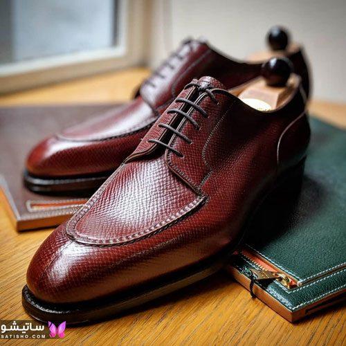 kafsh mardane 2020 satisho 232 - تصاویری از مدل های کفش مردانه جدید 2021