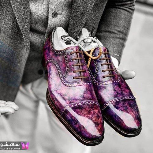 kafsh mardane 2020 satisho 233 - تصاویری از مدل های کفش مردانه جدید 2021