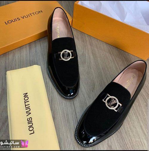 مدل کفش مجلسی مردانه شیک