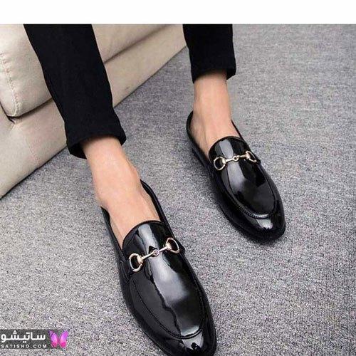 kafsh mardane 2020 satisho 245 - تصاویری از مدل های کفش مردانه جدید 2021
