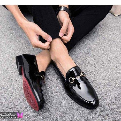 kafsh mardane 2020 satisho 247 - تصاویری از مدل های کفش مردانه جدید 2021