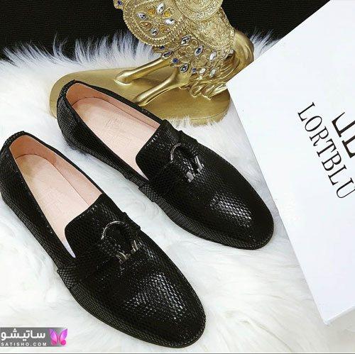 شیک ترین مدل کفش مردانه مجلسی