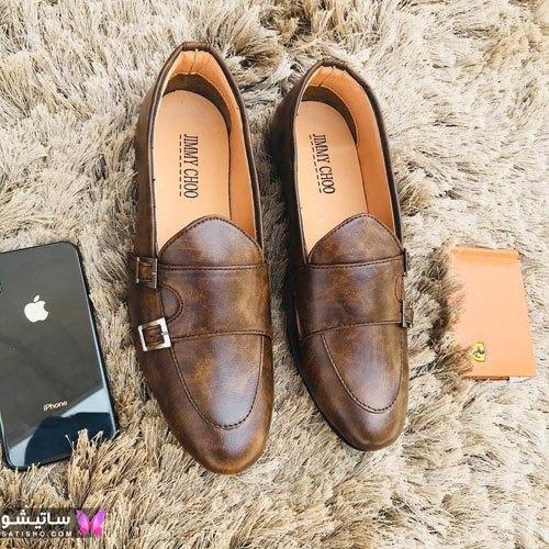 کفش مجلسی مردانه ایتالیایی
