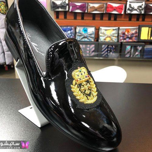 کفش مجلسی مردانه شیک
