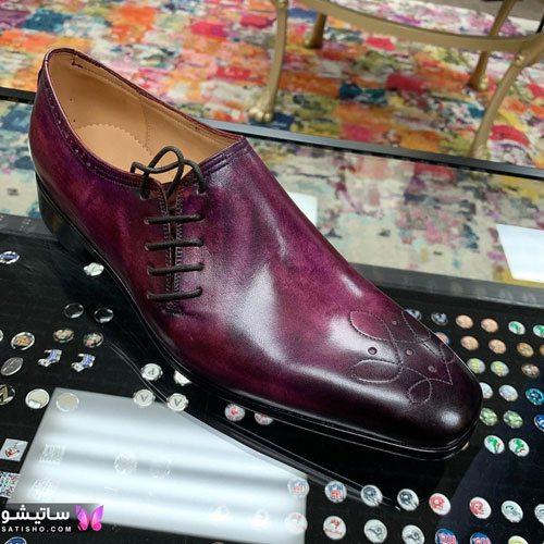 کفش مجلسی مردانه 1400
